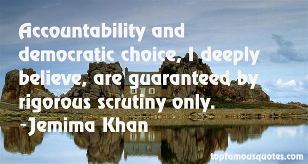 Jemima Khan Quotes