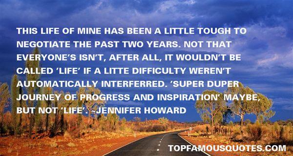 Jennifer Howard Quotes