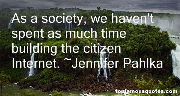Jennifer Pahlka Quotes
