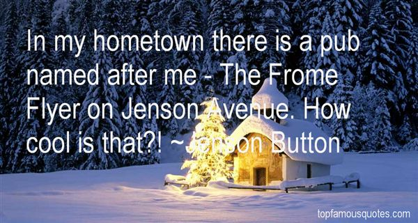 Jenson Button Quotes