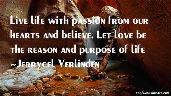 Jerrycel Verlinden Quotes