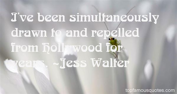 Jess Walter Quotes
