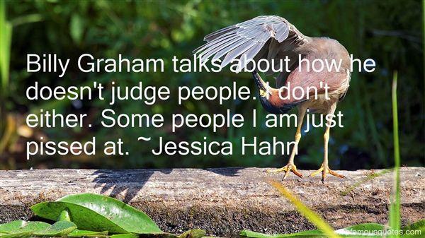 Jessica Hahn Quotes