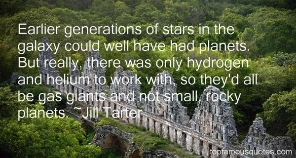 Jill Tarter Quotes