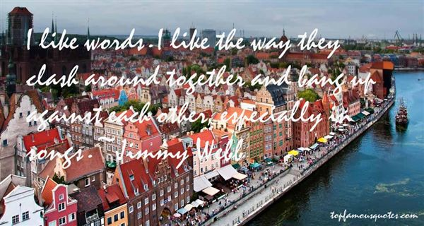 Jimmy Webb Quotes
