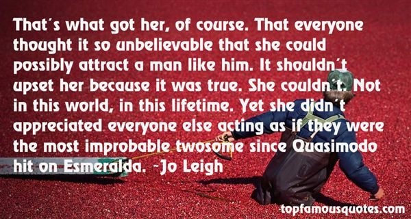 Jo Leigh Quotes