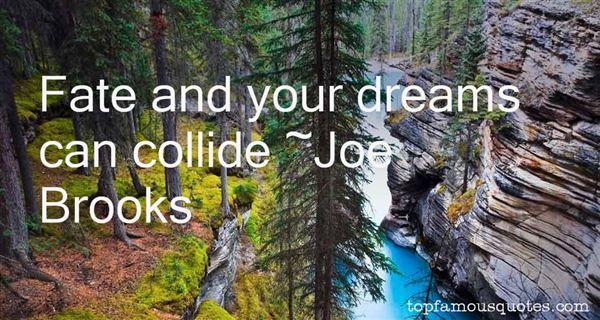 Joe Brooks Quotes