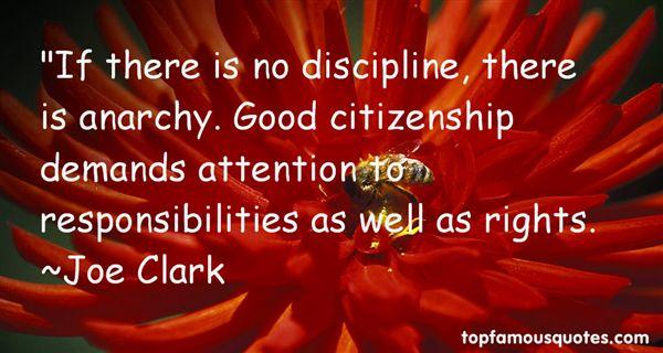 Joe Clark Quotes