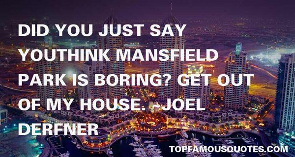 Joel Derfner Quotes