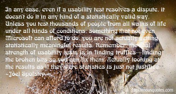Joel Spolsky Quotes