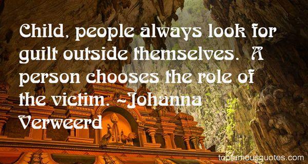Johanna Verweerd Quotes