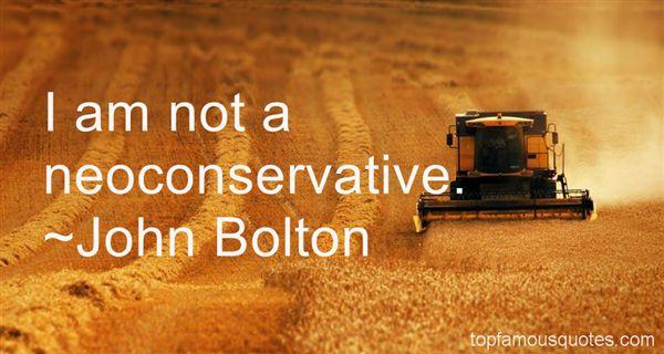 John Bolton Quotes