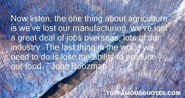 John Boozman Quotes