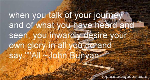 John Bunyan Quotes