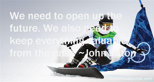 John Eaton Quotes