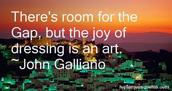 John Galliano Quotes