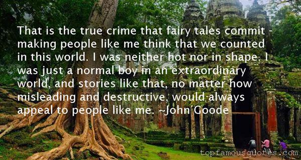 John Goode Quotes