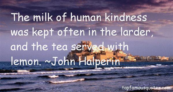 John Halperin Quotes