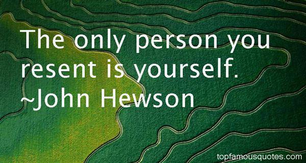 John Hewson Quotes