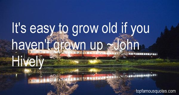 John Hively Quotes