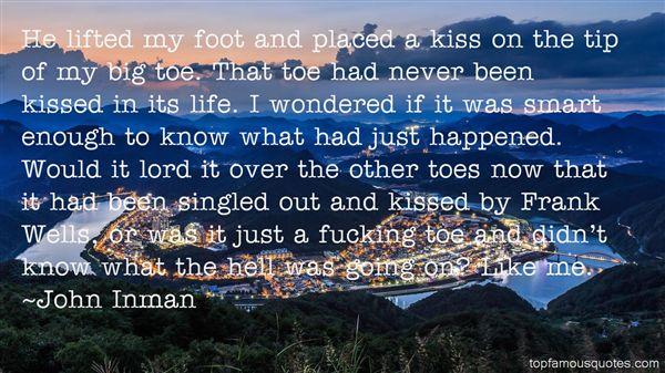 John Inman Quotes