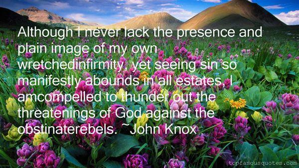 John Knox Quotes