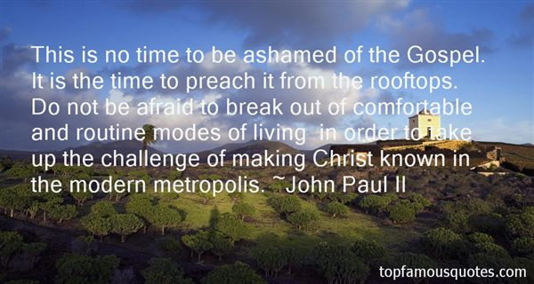 John Paul II Quotes