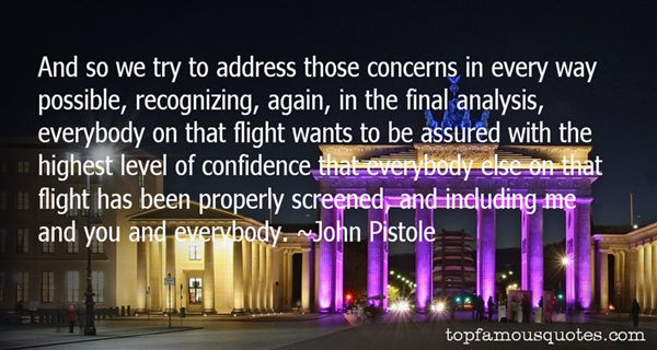 John Pistole Quotes
