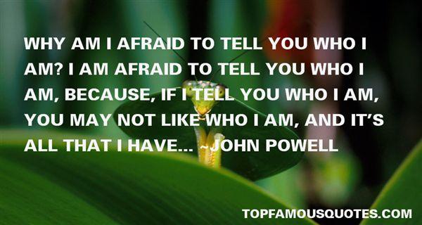 John Powell Quotes