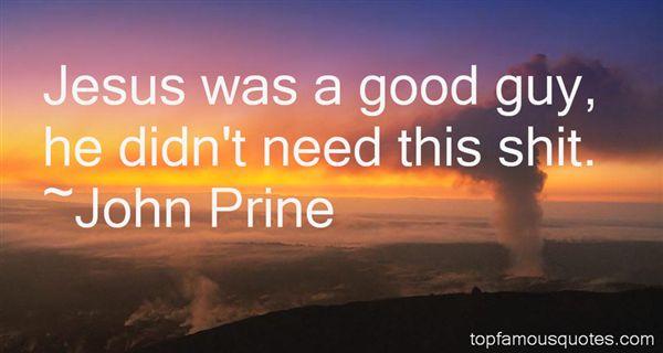 John Prine Quotes
