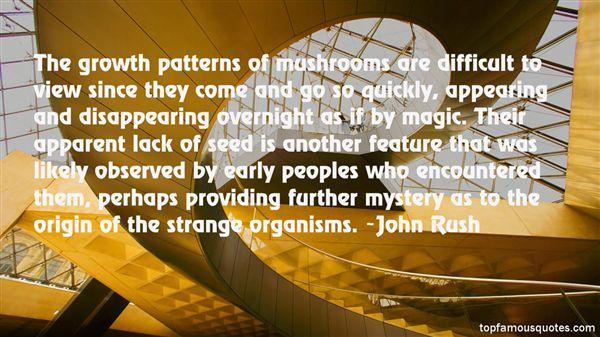 John Rush Quotes