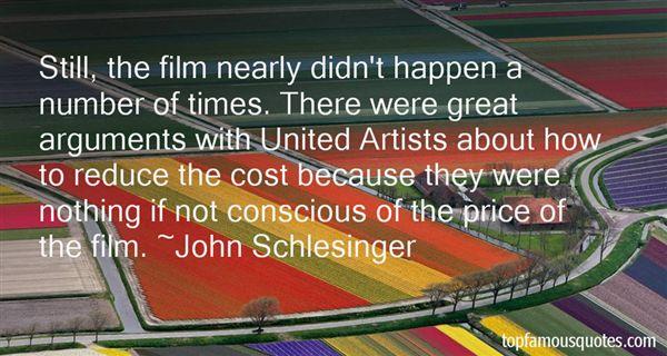 John Schlesinger Quotes