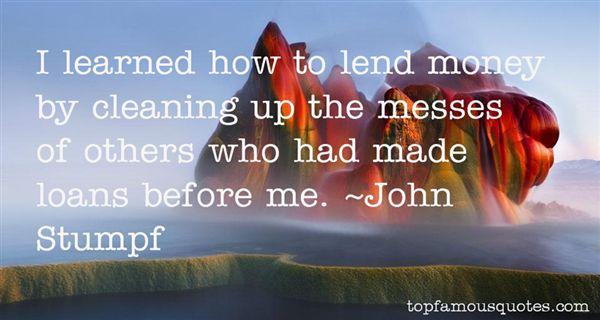 John Stumpf Quotes
