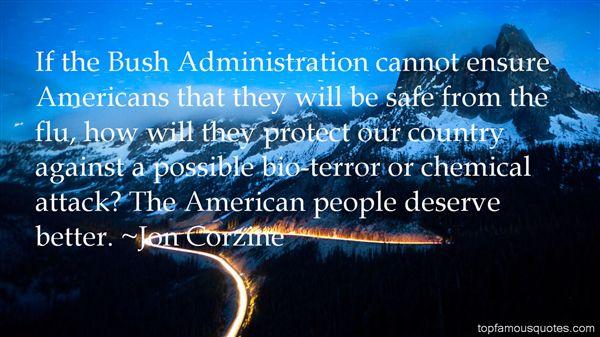 Jon Corzine Quotes