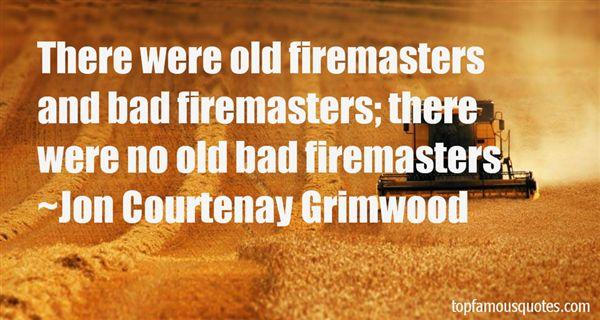 Jon Courtenay Grimwood Quotes