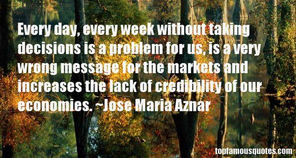 Jose Maria Aznar Quotes