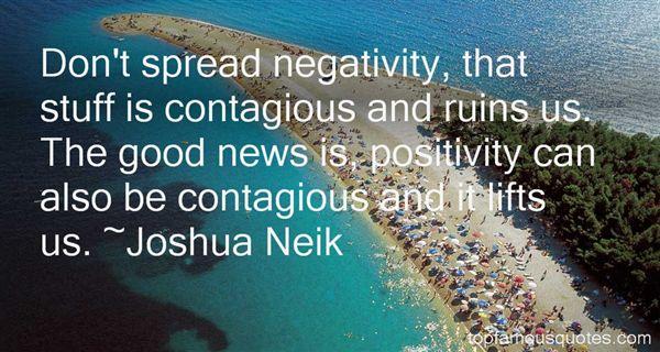 Joshua Neik Quotes
