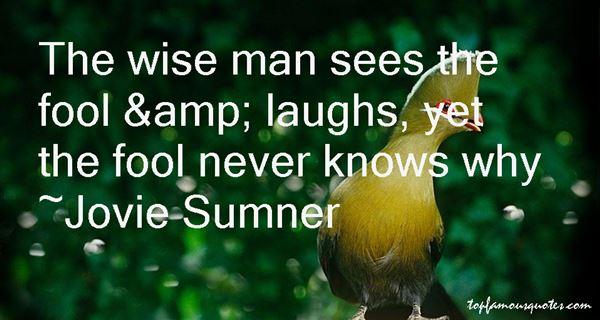 Jovie Sumner Quotes