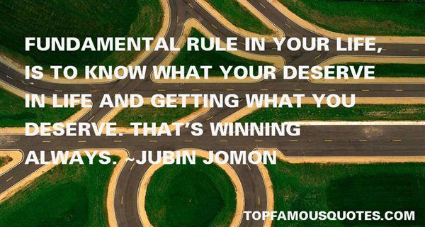Jubin Jomon Quotes