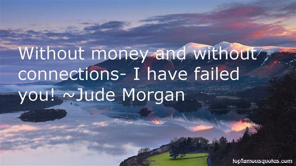 Jude Morgan Quotes