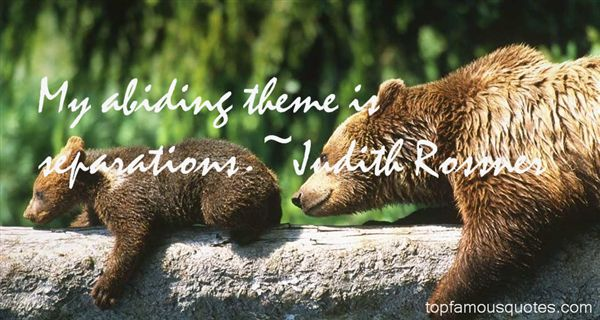 Judith Rossner Quotes
