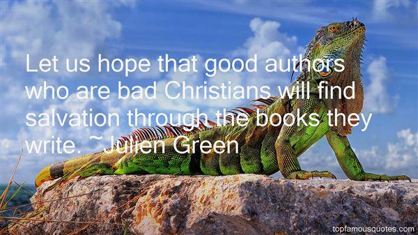 Julien Green Quotes