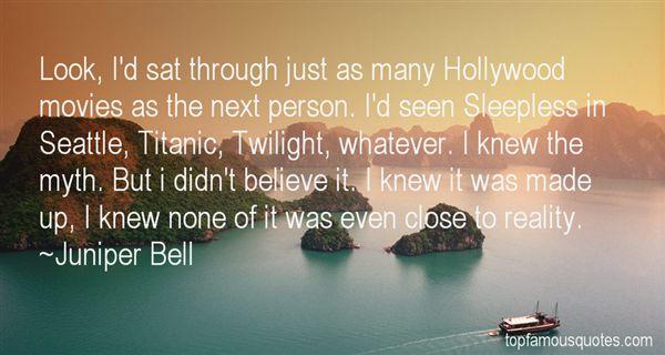 Juniper Bell Quotes