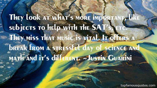 Justin Guarini Quotes