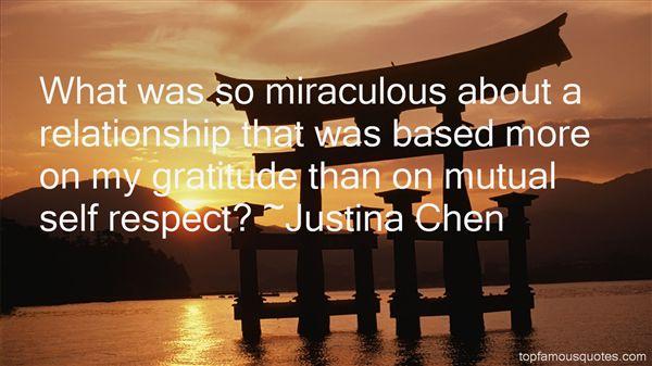 Justina Chen Quotes