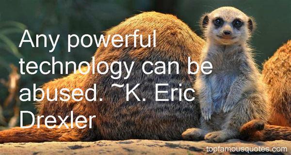 K. Eric Drexler Quotes