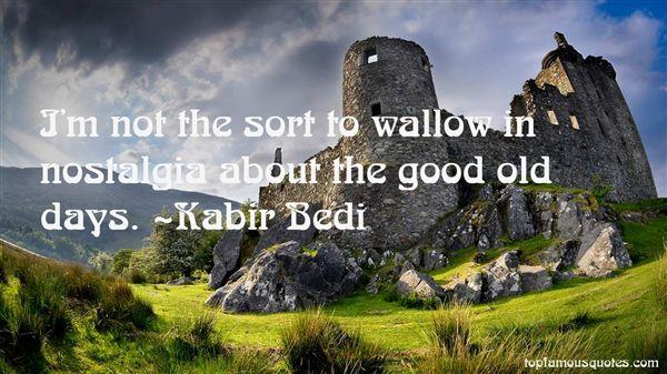 Kabir Bedi Quotes