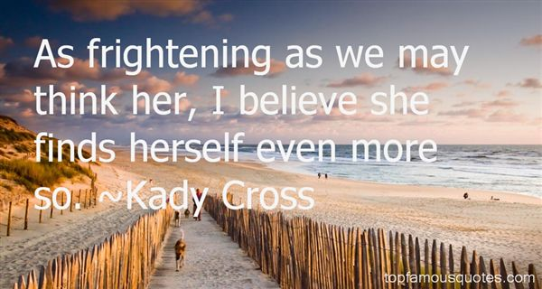 Kady Cross Quotes