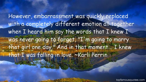 Karli Perrin Quotes
