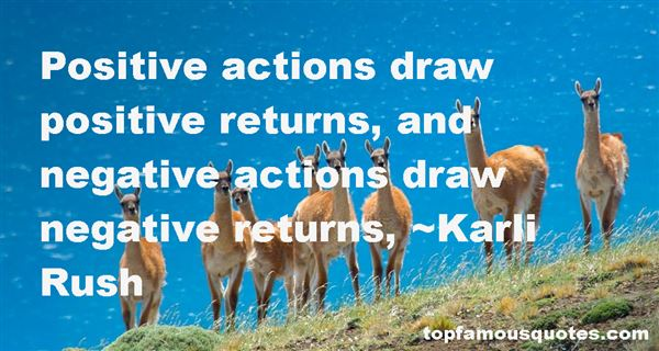 Karli Rush Quotes